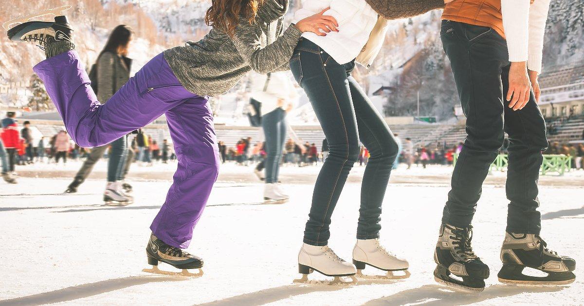 zima-klizanje-led-teretana-vježbanje