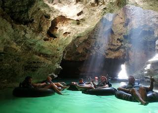 Goa Pindul o Cueva Pindul.