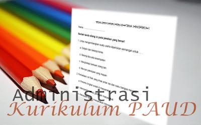 Contoh RPPH K13 Semester 1 Guru PAUD | Dokumen PAUD