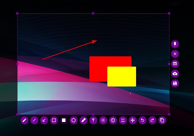 Flameshot screenshot tool 0.10.0