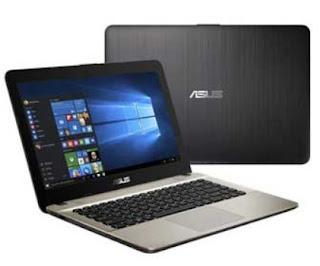rekomendasi notebook asus terbaru dengan harga termurah ASUS X441BA-GA431