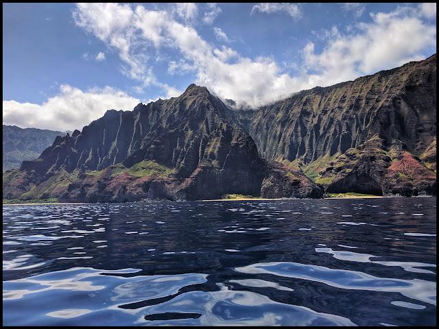 NaPali Coastline - Kauai