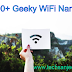 200+ Geeky WiFi Names Collection for Your Router Network SSID 2019 To 2020