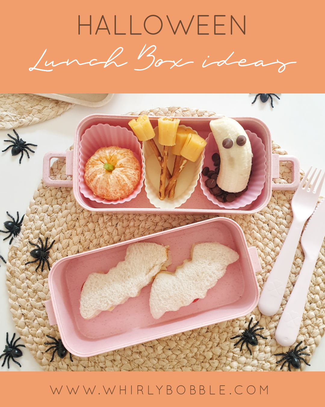 Kids/ Toddler Halloween Lunch Box Ideas