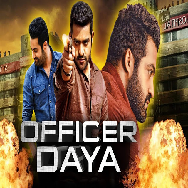 Officer Daya 2019 Full Download Now 720p | 480p | Esub 1.1gbs [G.Drive]