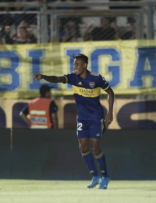 Boca ganó en el primer partido de Miguel Angel Russo.