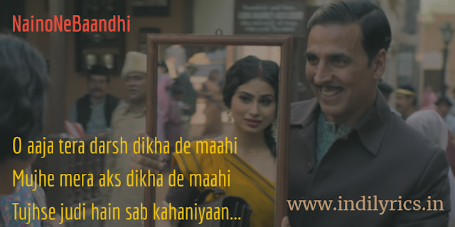 Naino Ne Baandhi Kaisi Dor Re | Gold, full audio song lyrics with English Translation and Real Meaning | Yasser Desai | Akshay Kumar & Mouni Roy