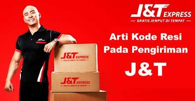 Arti Kode Resi dan Daftar Kode Gateway Pengiriman J&T Seluruh Indonesia