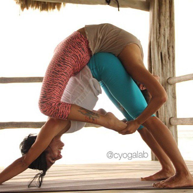 two person yoga challenge hard two person yoga challenge