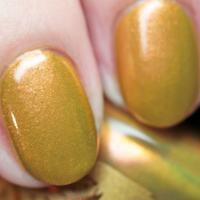 Bee's Knees Lacquer ...And I Loved You the Same