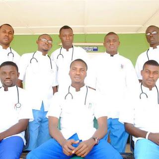 Male Nurses in  S.O.N. St. Gerard's