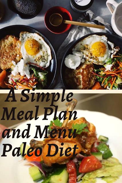Paleo Diet Meal Plan and Menu