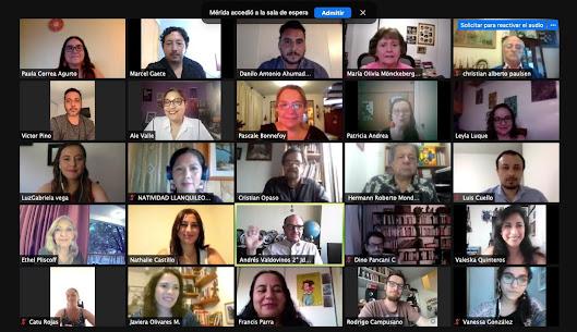 Ceremonia de presentación del nuevo Consejo Nacional se realizó con emotivo reconocimiento a la periodista Manola Robles