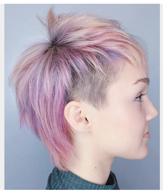 edgy pixie cuts 2020