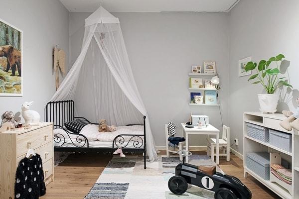 Unisex Children's Bedroom Ideas 10
