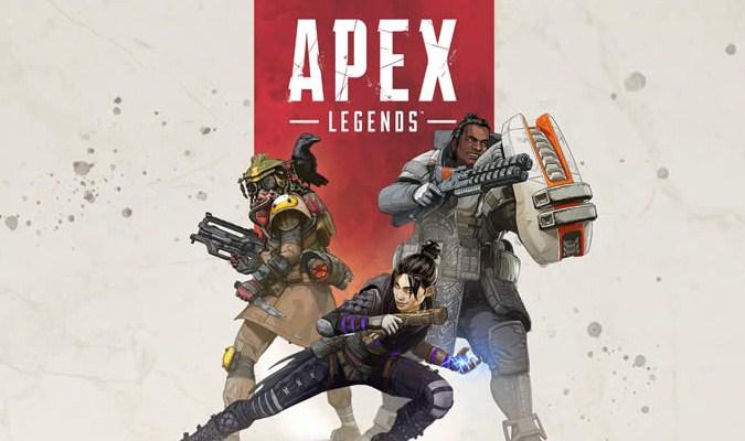 Game PS4 Terbaik Wajib Kamu Coba - Apex Legends