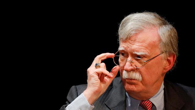 EE.UU. presenta una demanda contra Bolton para bloquear la publicación de su libro sobre su trabajo en la Casa Blanca
