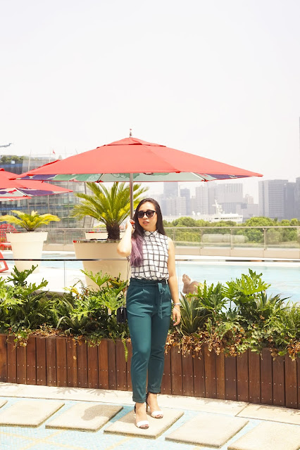 This is an article about where to go for summer in Shanghai with style to W Shanghai by Sidney Scarlett