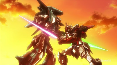 MS Gundam Build Fighters Battlogue Episode 05 Subtitle Indonesia