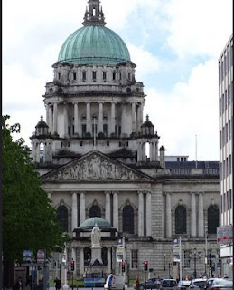 Belfast Ireland City Hall