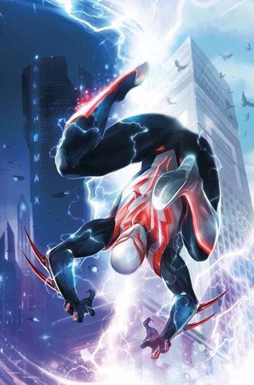 Segundo traje de Spiderman 2099