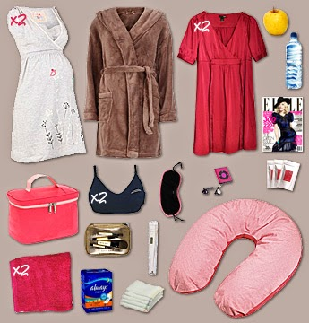 blog 75 infos sant pr parer sa valise pour la maternit. Black Bedroom Furniture Sets. Home Design Ideas