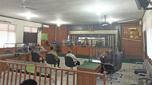 Perkara Tindak Pidana Korupsi PD.TUAH SEKATA BUMD Dilanjutkan di Pengadilan Negeri Pekanbaru