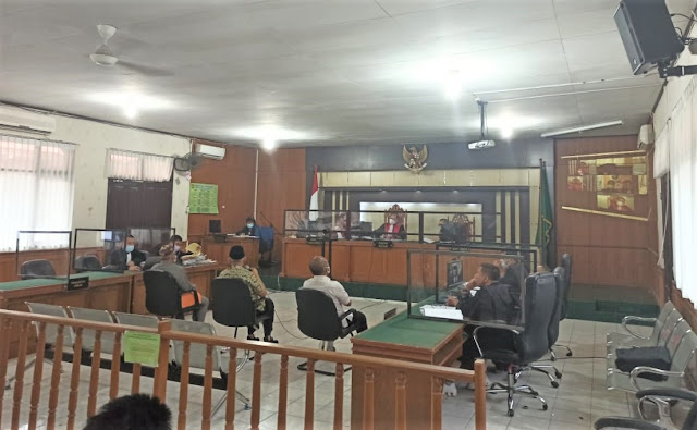 Perkara Tindak Pidana Korupsi PD.TUAH SEKATA BUMD Dilanjutkan di Pengadilan Negeri Pekanbaru.
