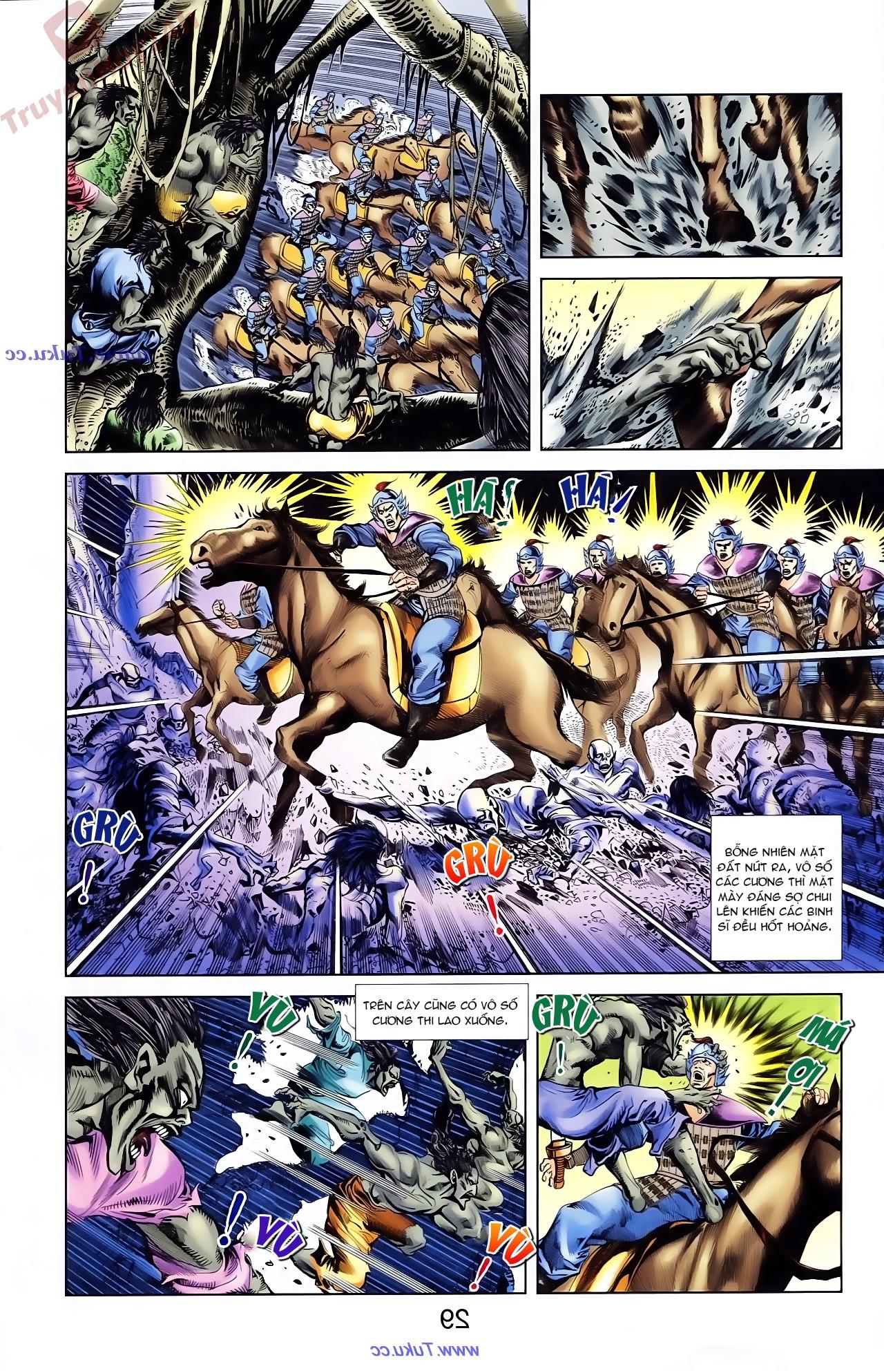 Cơ Phát Khai Chu Bản chapter 76 trang 13