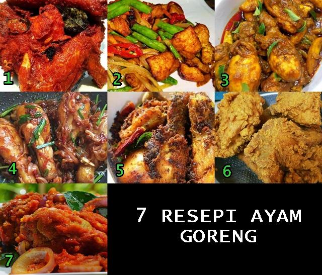 Gambar 7 Resepi  Ayam Goreng  Pelbagai Citarasa Yang Sedap...