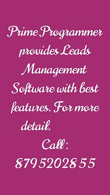Lead Management System(LMS) Software Online