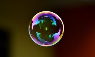 housing bubble...not