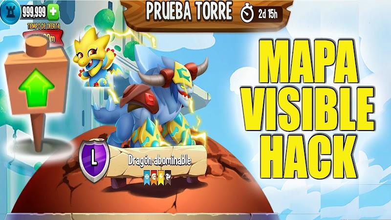 Nueva Isla Torre Prueba en Dragon City - Mira La Isla Desbloqueada