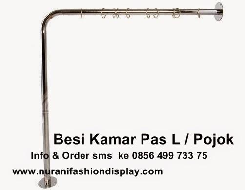 Kamar Pas / Fitting Room