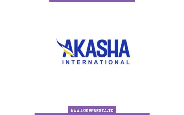 Lowongan Kerja Akasha International Manado September 2021