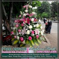 toko bunga standing flower di bekasi