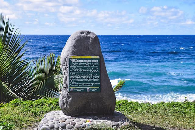 BATANES VALUGAN BOULDER BEACH