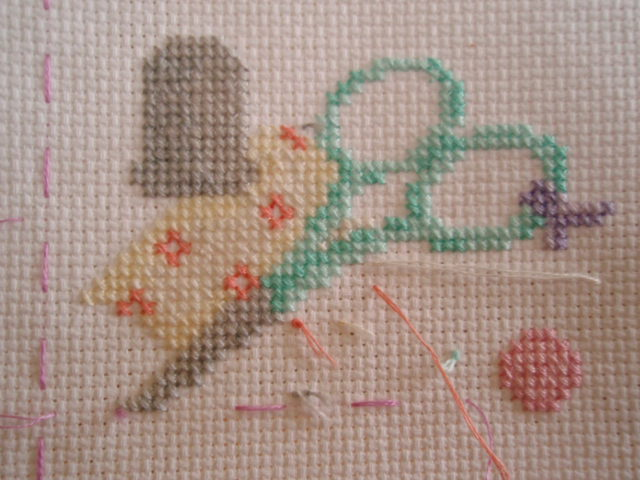 Stitch by Stitch (Anchor kit)