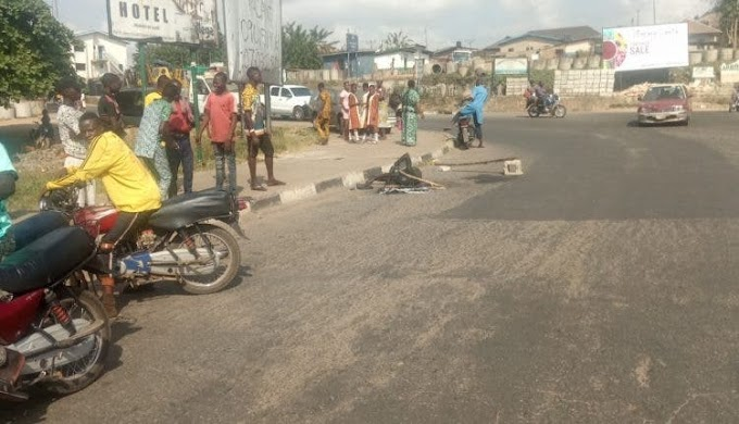 Mob sets man ablaze in Ibadan for allegedly snatching motorcycle