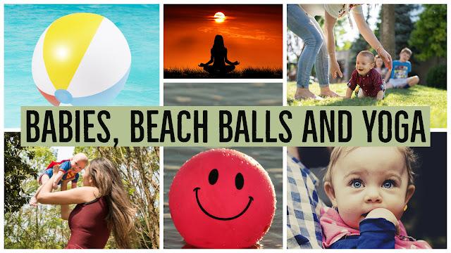 babies and balls