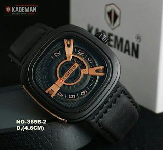 Harga Jam Kademan Original ,Jam tangan kademan