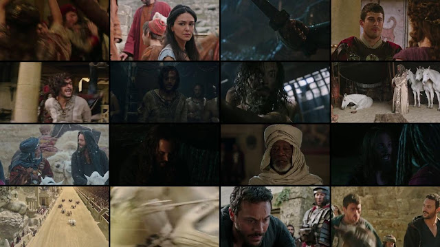 Ben Hur 2016 Esub BRRip 480p 350MB Screenshot