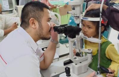 Milad ke 61, PKU Muhammadiyah Gombong Adakan Periksa Gratis dan Bagikan 200 Kacamata