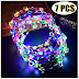 $5.99 (Reg. $11.99) + Free Ship LED Flower Crown, 7-Count!