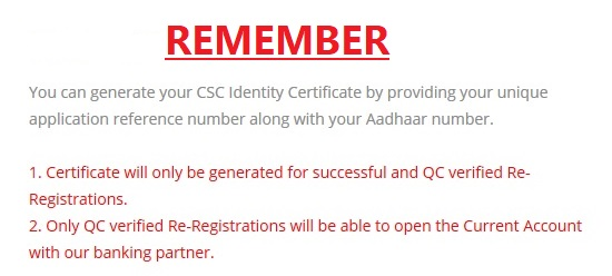 New VLE CSC Certificate Download in One Click (2019)
