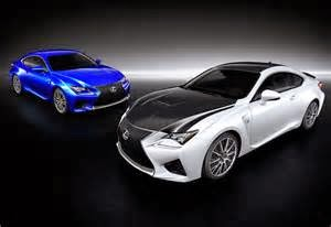 Mobil Lexus RC F Reviews