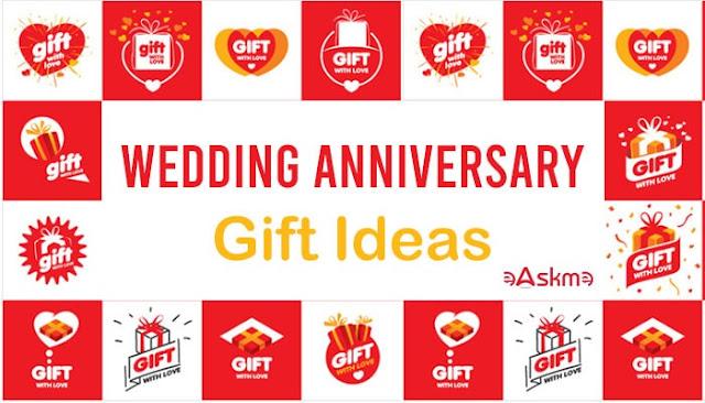 10 Wedding Anniversary Gift Ideas For Your Partner: eAskme
