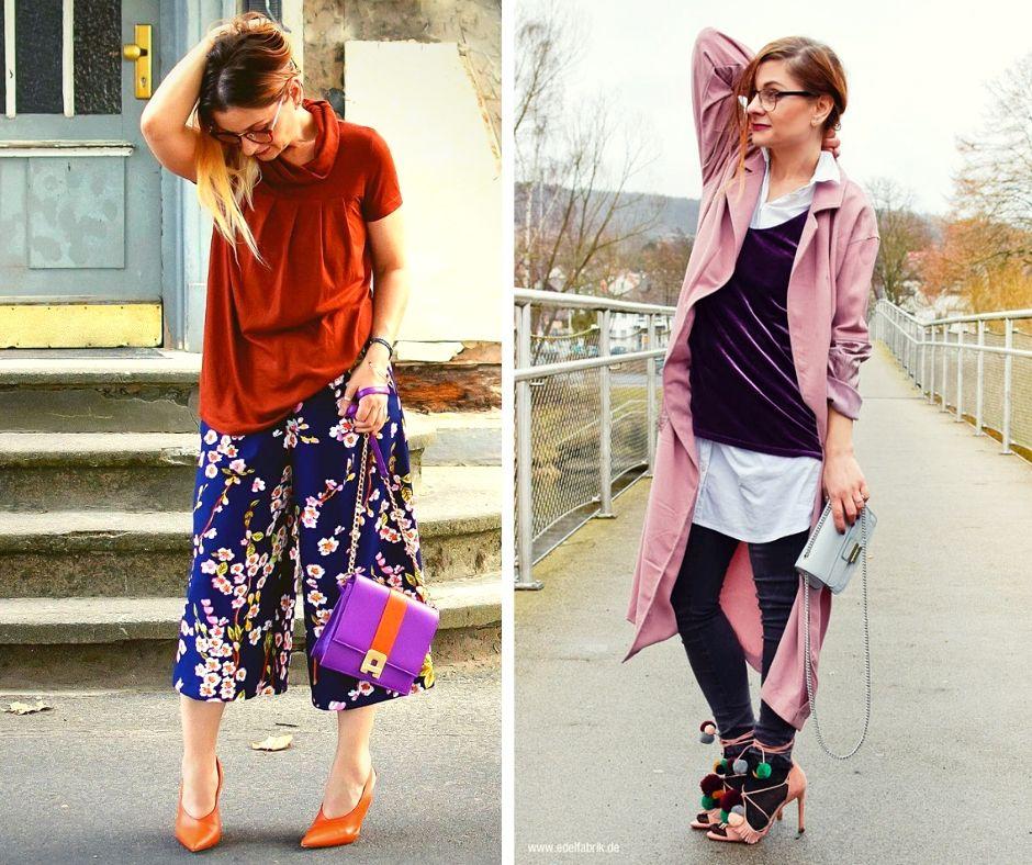 Violett-Outfits-Damen
