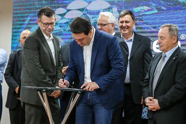 Paraná terá novas usinas para gerar energia limpa a partir de rejeitos