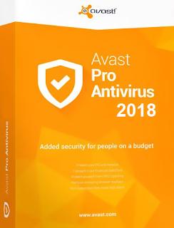 Avast internet Security Antivirus 2018 Serial Key